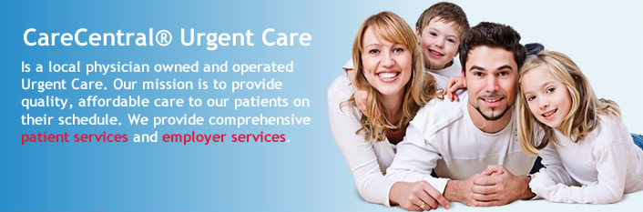 care central urgent care